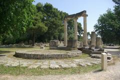 1 Olympie - Philippéion
