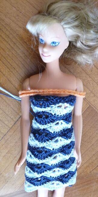 Barbie...un rien l'habille