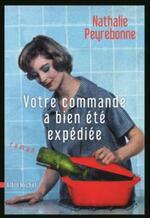 Votre commande a bien été expédiée, Nathalie PEYREBONNE