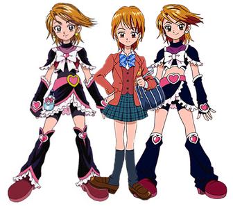 Misumi Nagisa / Cure Black