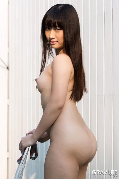 WEB Gravure : ( [GRAVURE.COM] - Tomomi Motozawa/本澤朋美 : Nalgona )