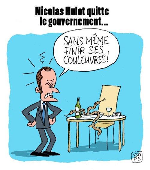 Macron n'aimerait-il que lui même ?