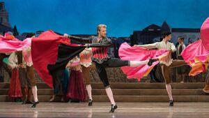 dance ballet class storytelling ballet  theatre