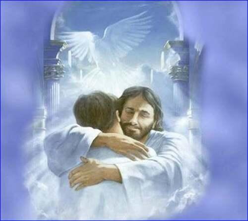 """La pensée du jour : """" Laissez Jésus vous guérir """""""