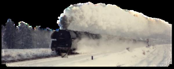 Paysages trains