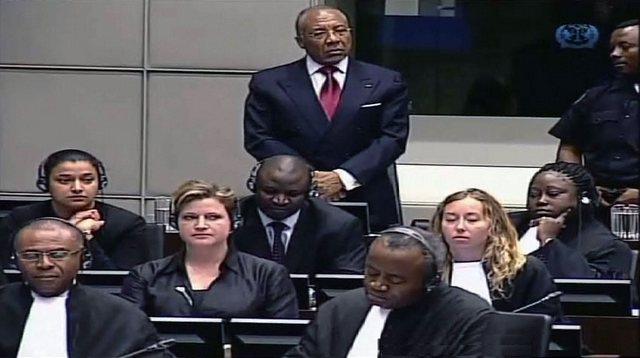 Sierra Leone: la Procureur du Tribunal spécial salue la condamnation finale historique de Charles Taylor
