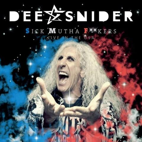 DEE SNIDER - Les détails de l'album live S.M.F. - Live In The USA