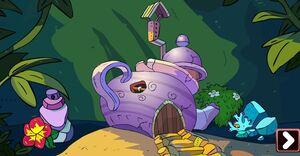 Jouer à Genie Teapot house escape