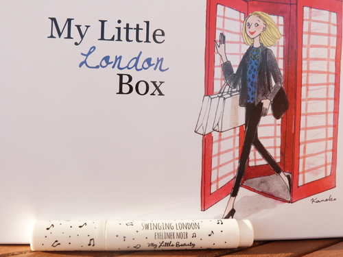My Little London Box, mars 2014