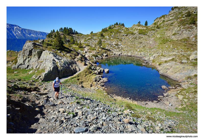 Lacs de Chamrousse, d'Achard aux Robert