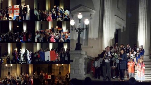 Jeux Santons -Festival de la paix, 40 ème Anniversaire