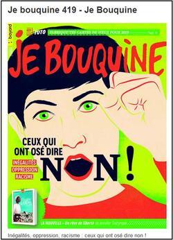 """Je bouquine"", n°419, janvier 2019"