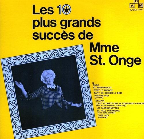MME ST. ONGE