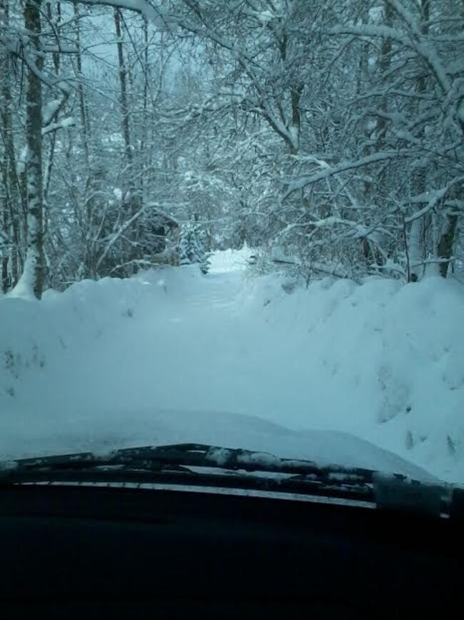 Un bel hiver !