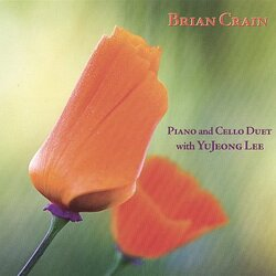 BRIAN CRAIN - Song for Sienna ✿❤✿ Piano and Cello Duet