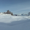 Regard vers pico de Anayet, Ossau et Espelunziecha