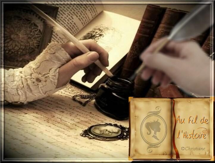 Amour de l'écriture