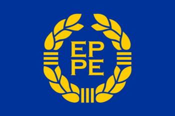 Emblème du Parlement européen (1973-1983)