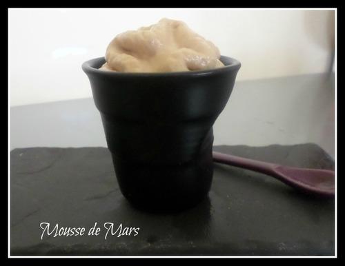 Mousse de Mars (siphon)