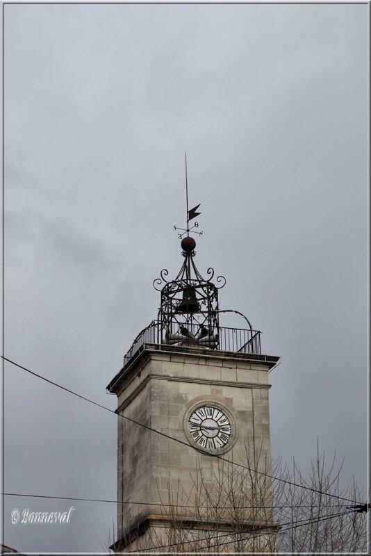 Campanile Tour de l'Horloge Cadenet Vaucluse