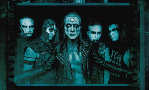 """WEDNESDAY 13 - """"Bring Your Own Blood"""" Visualizer Video"""