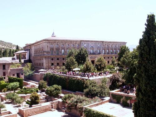 L'Alhambra - Grenade