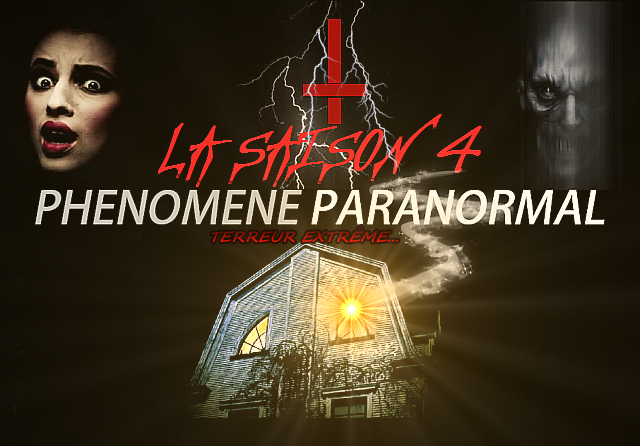 Phénomène Paranormal (Paranormal Witness) [VF] - Saison 4 [COMPLET]