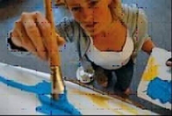 conseils et astuces l 39 acrylique plaisir de peindre. Black Bedroom Furniture Sets. Home Design Ideas
