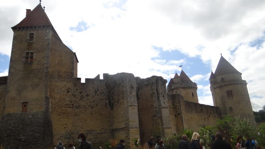 Blandy-les-Tours, Fête du Printemps.