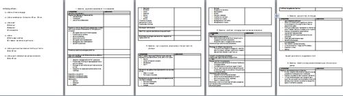 Evaluations diagnostiques conformes aux nouveaux programmes