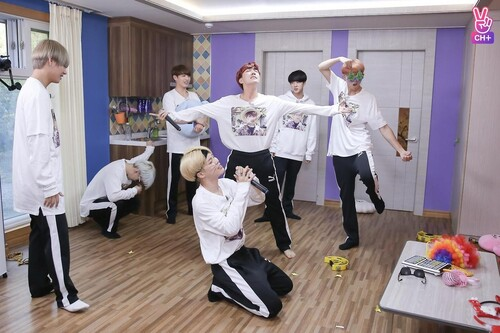 BTS Run épisode 28