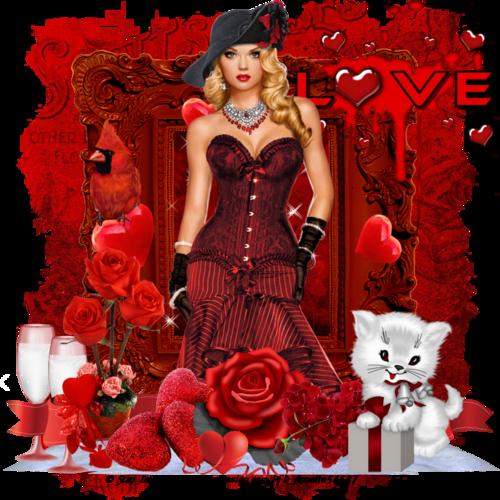 Mes Créations ST Valentin
