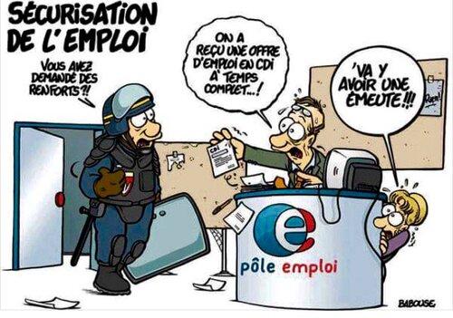 Où en est la France ou les infos débiles d'un lendemain de réveillon.