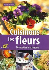 Cuisinons les fleurs : couverture