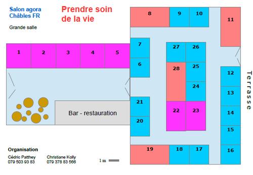 2e salon agora Châbles FR 2021 - 6 et 7 février