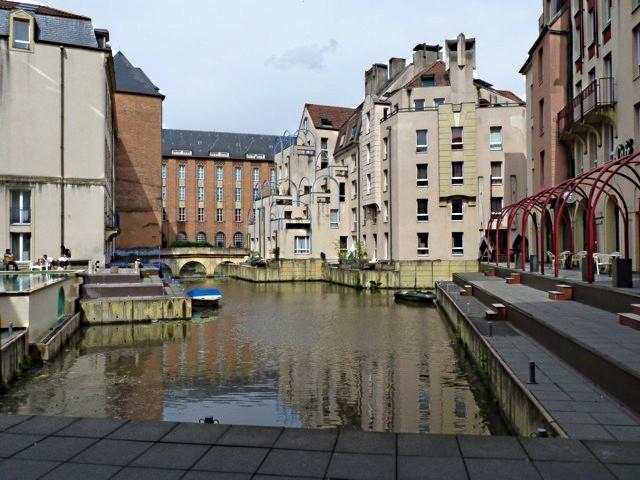 Metz la marina du Port Saint-Marcel - 15