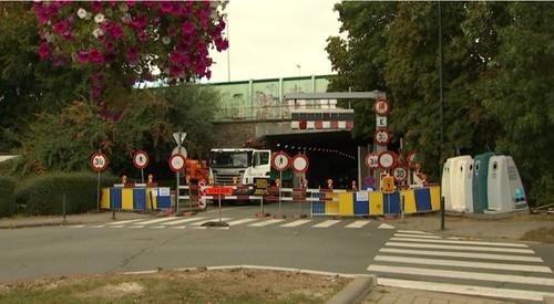 Wolu1200 : Les travaux du pont Grosjean prolongés jusqu'en mars