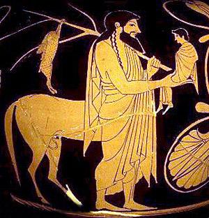 L'éducation d'Achille