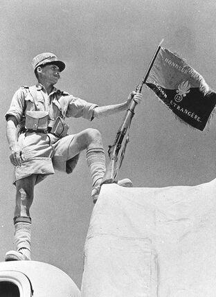 * Survivant de Bir Hakeim, par Domingo LOPEZ  - 4 - de la Sortie de Bir Hakeim à El Alamein (1942)