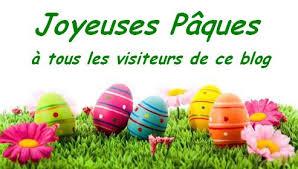 Joyeuses Pâques à tous ...