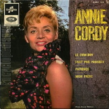 Annie Cordy, 1965