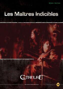 Les Maitres Indicibles - L'Appel de Cthulhu