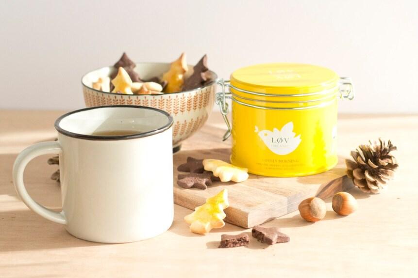 Un instant thé d'automne – Paperboat