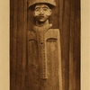 54	Carved figure (Cowichan)