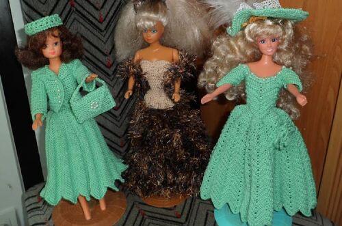 Vos avancées du CAL  Barbie Jade (9)