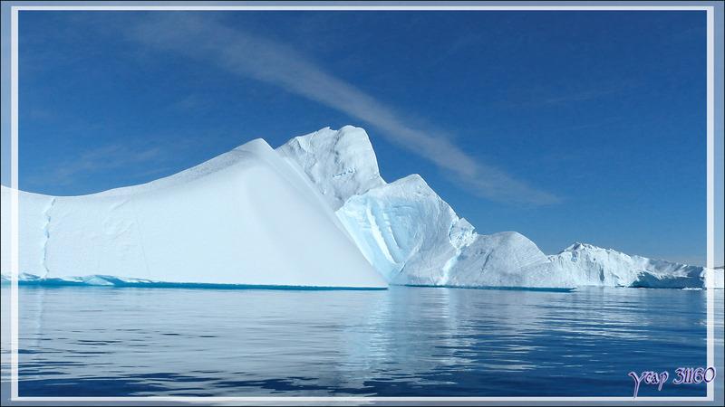 Icebergs - Ilulissat - Disko Bay - Groenland