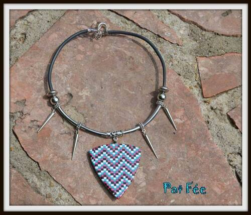 Collier Bargello