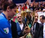 2017 GSP ex MCA vainqueur de la coupe d'Algérie Féminine