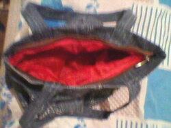 un sac en jeans(recycler)