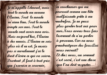 journal edmond partie 1